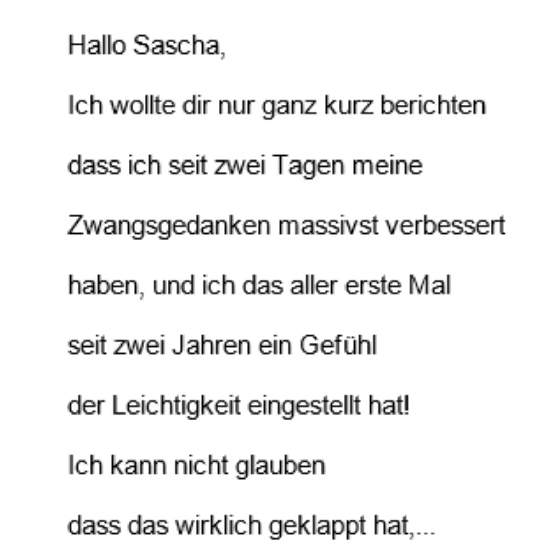Rezenzion Buch Grübelzwang